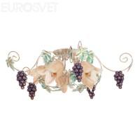 Люстра 544 EUROSVET Grape (Luminex) E14 60 Вт