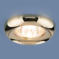 Светильник 6065 MR16 GD золото
