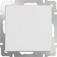 Выключатель 1клавишный (белый) /WL01-SW-1G
