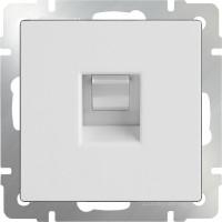 Розетка Интернет RJ-45 (белая) /WL01-RJ-45