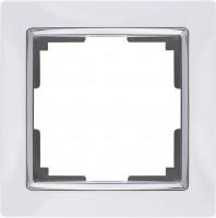 Рамка на 1 пост (белая) SNABB/WL03-Frame-01-white