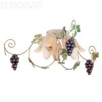 Люстра 543 EUROSVET Grape (Luminex) 3*60 Вт Е14