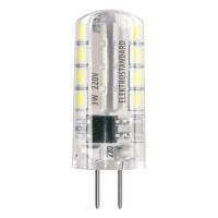 Лампа LED - G4 SMD 3W AC 220V 360C 4200K