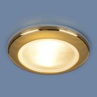 Светильник 1080 MR16 GD золото
