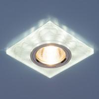 Светильник 8361 MR16 белый/серебро