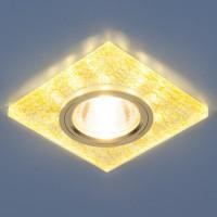 Светильник 8361 MR16 белый/золото