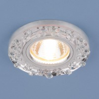 Светильник 8260 MR16 зеркальный/серебро