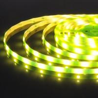 Лента светодиодиодная 12V 30Led 7,2W IP65 зеленый