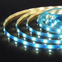 Лента светодиодиодная 12V 30Led 7,2W IP65 синий