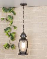 Уличный светильник Antares H черное золото (потол.) Е27 60W