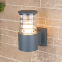 Уличный светильник Techno 1408 серый (стена) Е27 1x60W