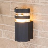 Уличный светильник Techno 1444 черный (стена) Е27 1x60W