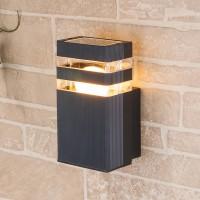 Уличный светильник Techno 1450 черный (стена) Е27 1x60W