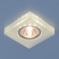 Светильник 6063 MR16 белый
