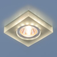 Светильник 6063 MR16 серый