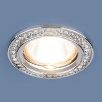 Светильник 8332 MR16 хром/прозрачный
