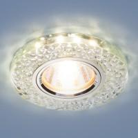 Светильник 2140 зеркальный/серебро