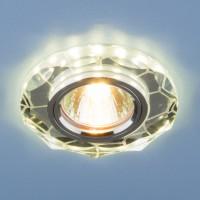 Светильник 2120 MR16 SL зеркальный/серебро