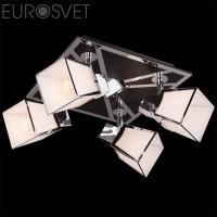 Потолочный светильник 57021/4 хром/венге