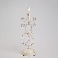Настольная лампа 12205/1Т белый