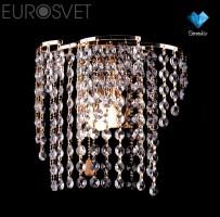 Настенный светильник 12066/1 золото