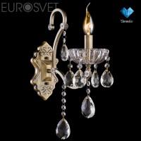 Настенный светильник 3108/1 античная бронза