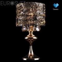 Настольная лампа 3400/1Т золото/тонированный