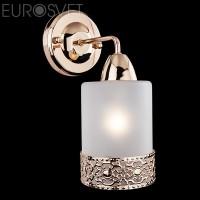 Настенный светильник 30040/1 золото