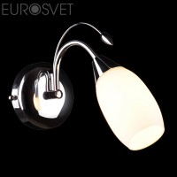 Настенный светильник 22080/1 хром