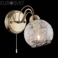 Настенный светильник 70002/1 античная бронза