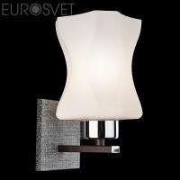 Настенный светильник 70020/1 хром/серый