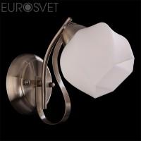 Настенный светильник 7786/1 античная бронза