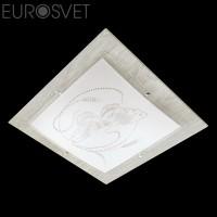 Потолочный светильник Модерн 2962/3 хром/серый