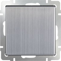Перекрестный переключатель1клав (глян ник) /WL02-SW-1G-C