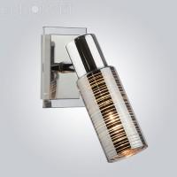 Настенный светильник 20035/1 хром