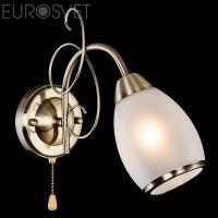 Настенный светильник 30016/1 античная бронза