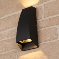 Уличный светильник Techno 1016 черный LED 2Вт