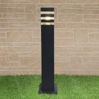 Уличный светильник Techno 1550 черный Е27 1x20Вт