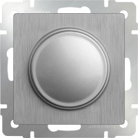 Диммер (серебряный рифленый) /WL09-DM600