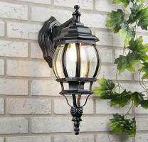 Уличный светильник GL 1001D черный (стена) Е27