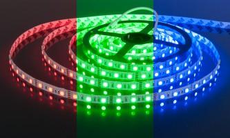 Набор светодиодной подсветки 5м 14,4 W IP20 мульти