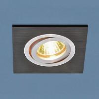 Светильник 1051/1 BK MR16 черный