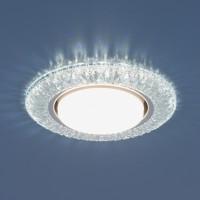 Светильник 3020 GX53 CL прозрачный
