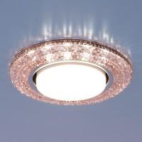 Светильник 3030 GX53 PK розовый