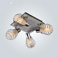 Потолочный светильник 20039/4 хром/серый