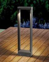 Уличный светильник - TECHNO 1612 LED графит