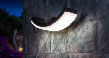 Уличный светильник - TECHNO 1672 LED черный