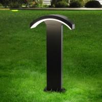 Уличный светильник - TECHNO 1677 LED черный