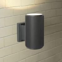 Уличный светильник - Techno 1404 черный (стена) Е27 1x60W