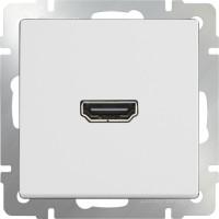 Розетка HDMI (белый) / WL01-60-11